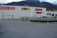 facade entrepôt