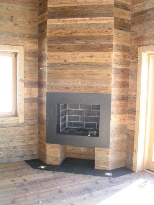 Facon bois cheminée