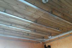 Faux plafond pendant