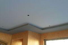 Faux plafond fini