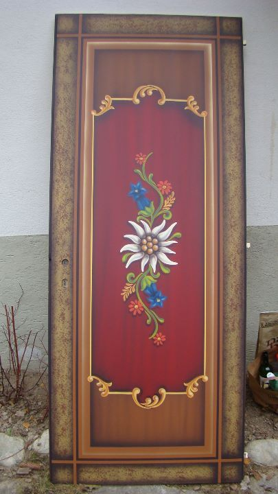 detail porte