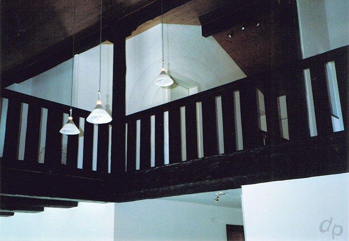 peinture étage
